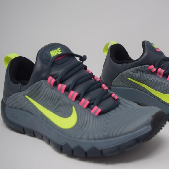 f63712474ff8 NIKE Free Trainer 5.0 V5 Gray neon 644671-471 new